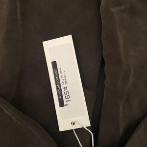 6d8815491f51 OZMA Dresses | Nwt Long Slip Dress In Silky Tobacco Color | Poshmark